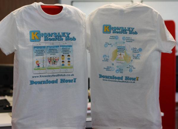 KHH t-shirts sml